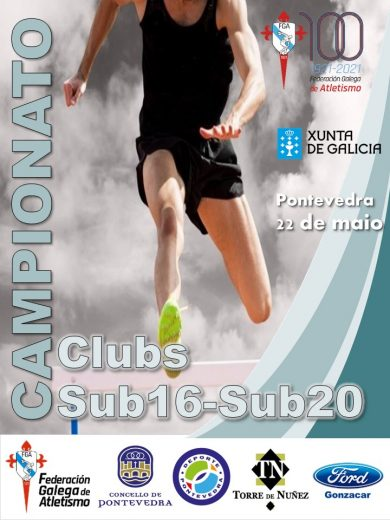 XXXVII Campionato de Galicia de Clubs Sub16 – Sub20
