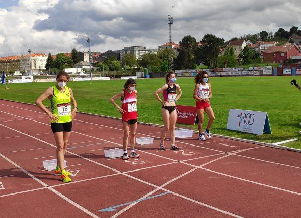 Soliño e Iglesia impóñense no galego dos 10.000 m