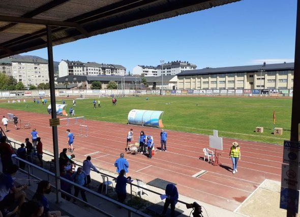 Campionato Galego de Clubs para Gimnástica e A.F. Celta
