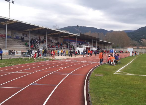 Comeza o espectáculo do Campionato Galego de clubs