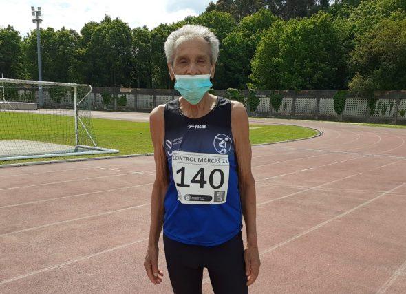 Novo récord mundial para Pepín Rioseco