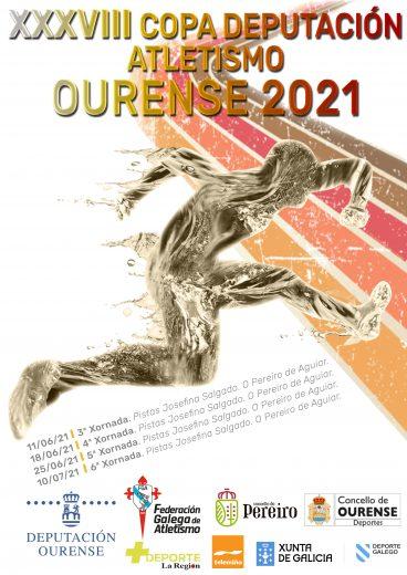 XXXVIII Copa Deputación Ourense Atletismo – 4ª Xornada