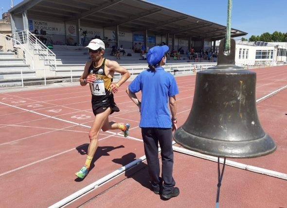 147 atletas máster viaxan ao nacional de Málaga