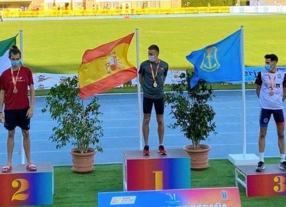 6 medallas e 23 finalistas no nacional Sub23