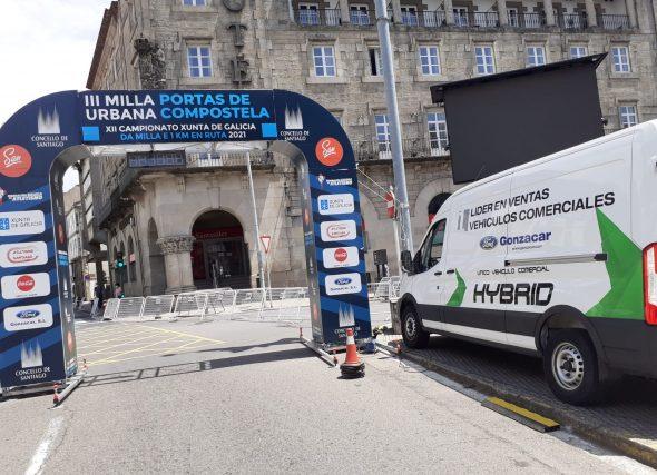 Compostela abre as súas portas ao roteiro