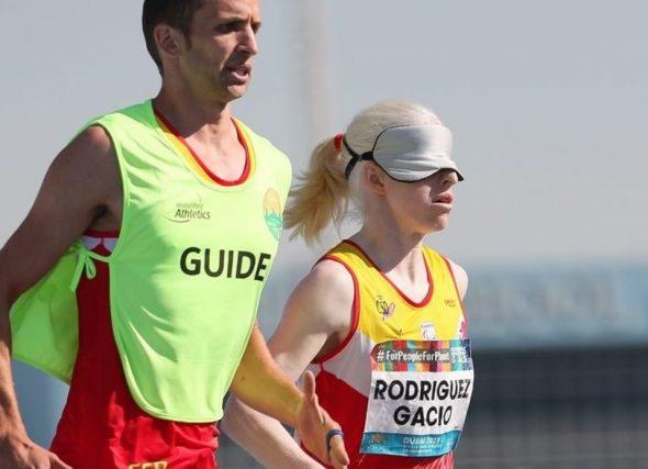 O atletismo galego adaptado triunfa nos Campionatos de Europa