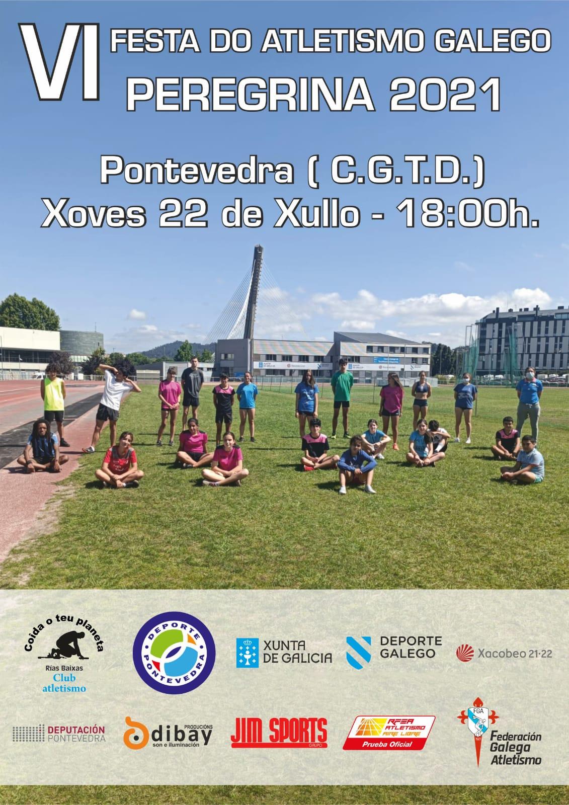 VI Festa do Atletismo Galego