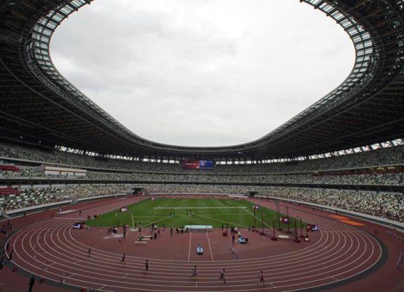 Tokio e Tallín reciben o presente e futuro do atletismo galego