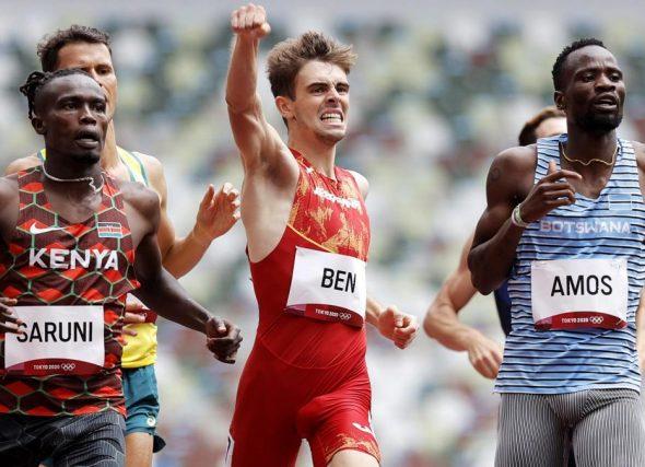 Un soño, unha final e un cumpleanos olímpico
