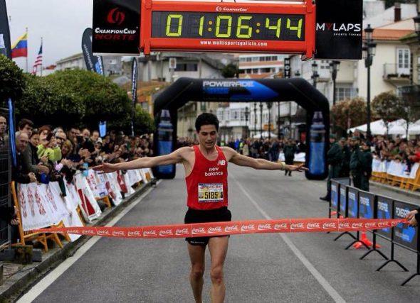 Destacada presenza galega no Campionato Nacional dos 10 km.