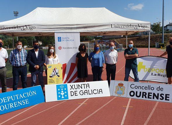Ourense acollerá o Trail e Andaina Solidaria ¨Camiñando polo Dano Cerebral¨