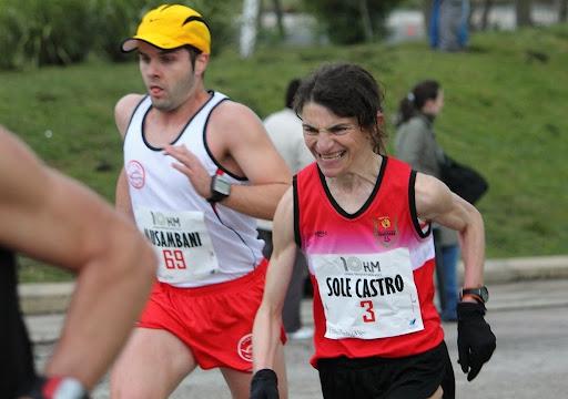 Cinco medallas para o atletismo galego nos nacionais de ruta e trail